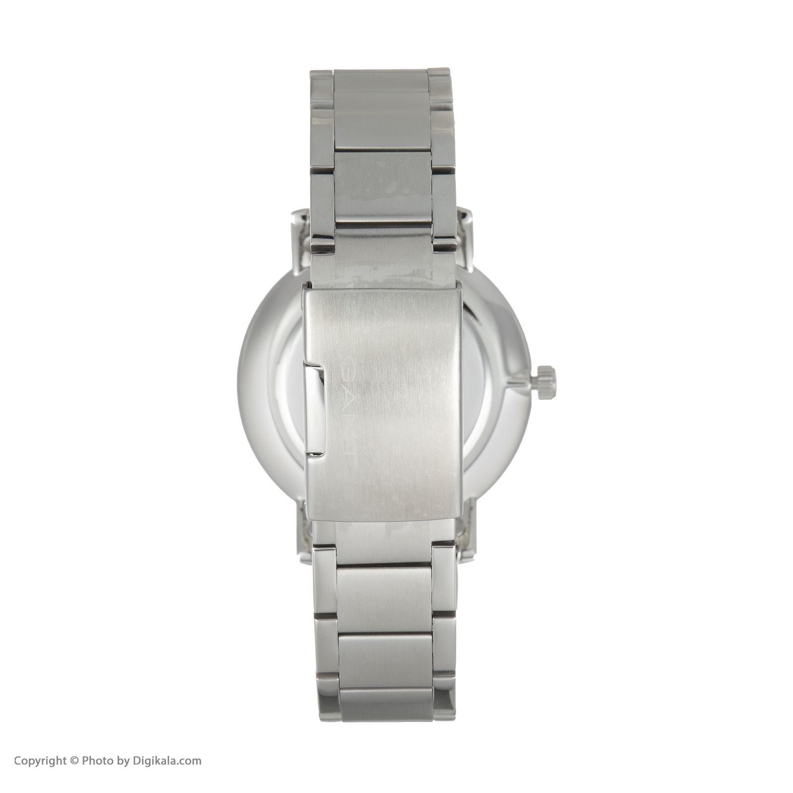ساعت مچی عقربه ای مردانه گنت مدل GWW006026 -  - 4