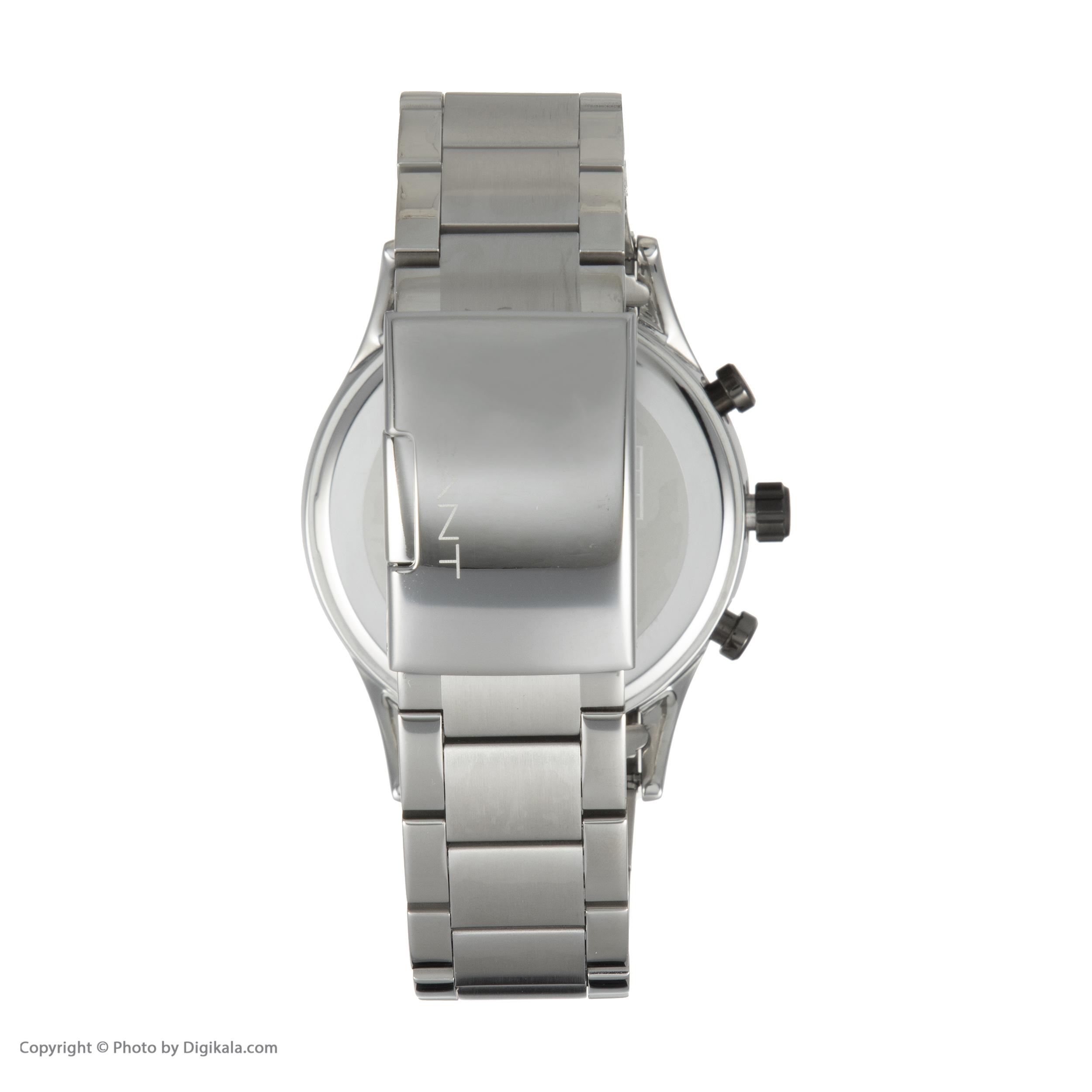 ساعت مچی عقربه ای مردانه گنت مدل GWW005021 -  - 4