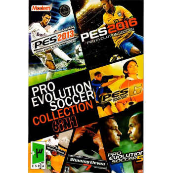 بازی Pes Collection مخصوص pc