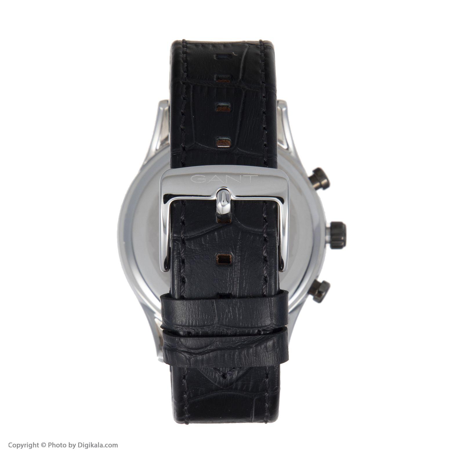 ساعت مچی عقربه ای مردانه گنت مدل GW005020 -  - 5