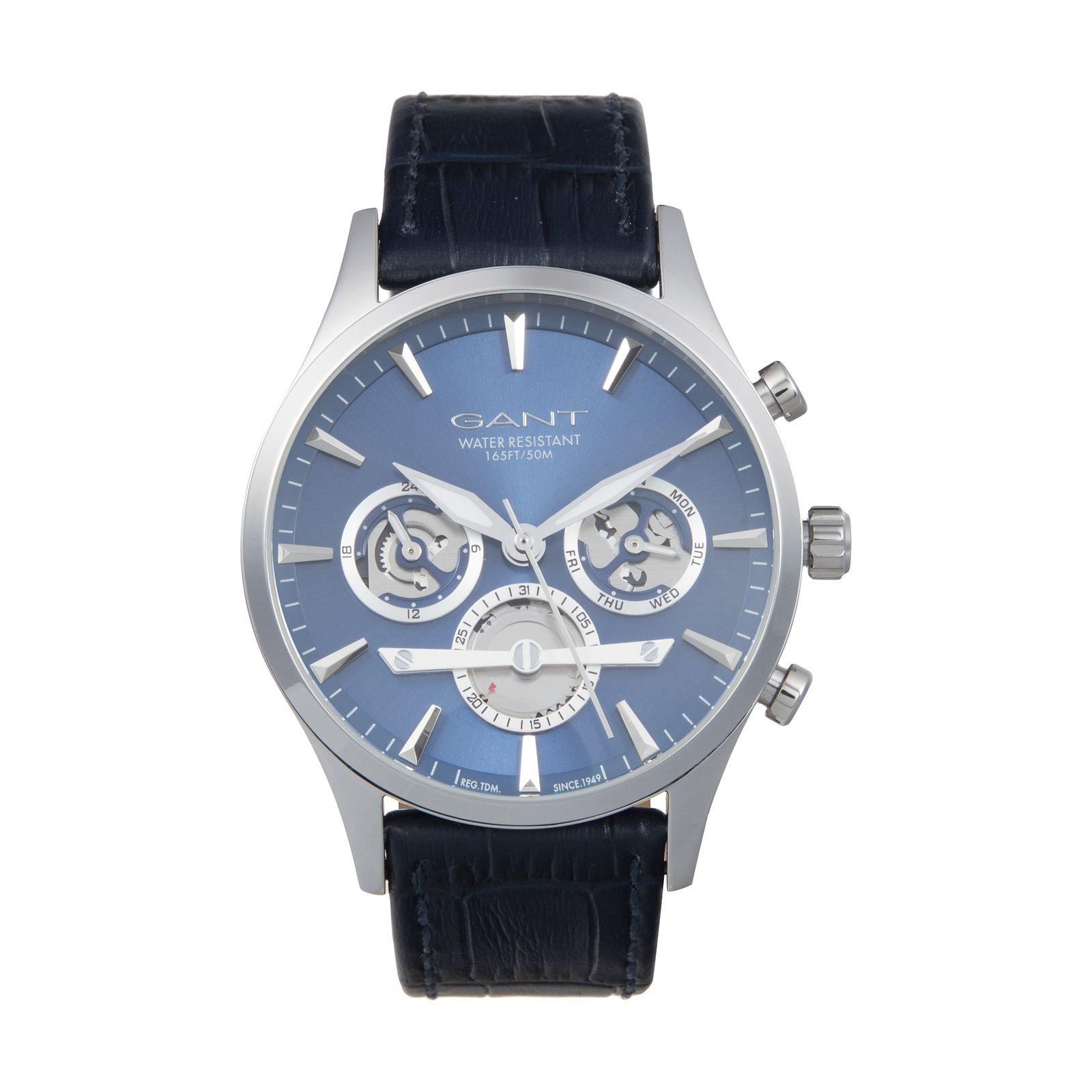 ساعت مچی عقربه ای مردانه گنت مدل GWW005001 -  - 2