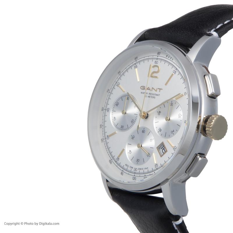 ساعت مچی عقربه ای مردانه گنت مدل GWW079002