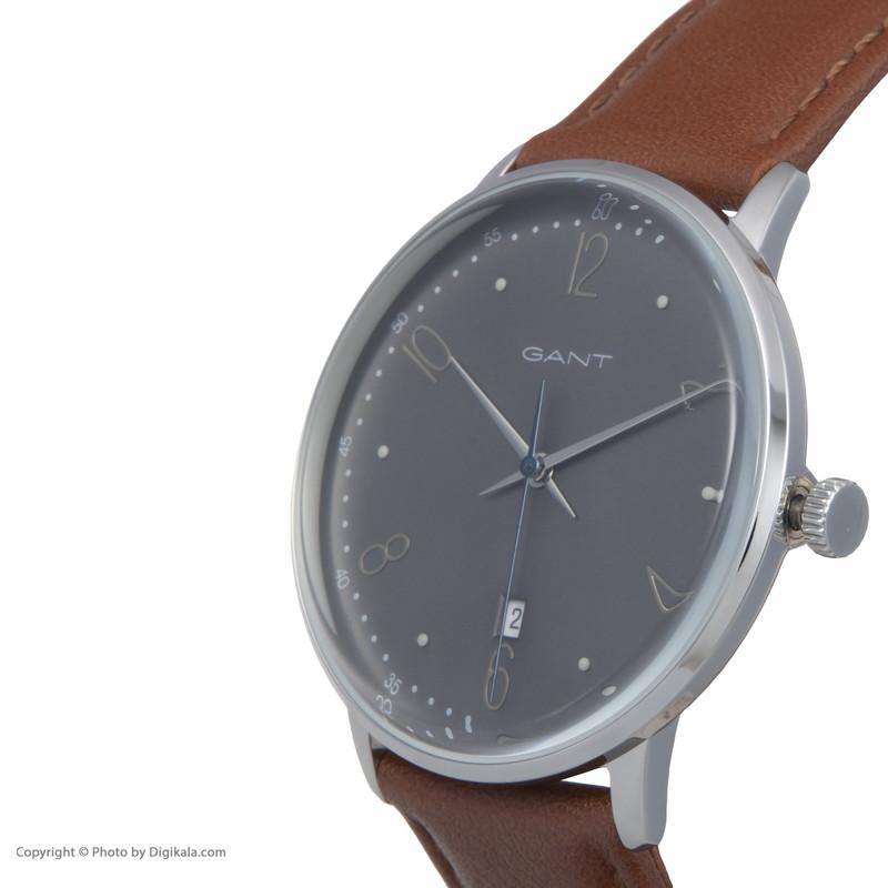 ساعت مچی عقربه ای گنت مدل GWW069002