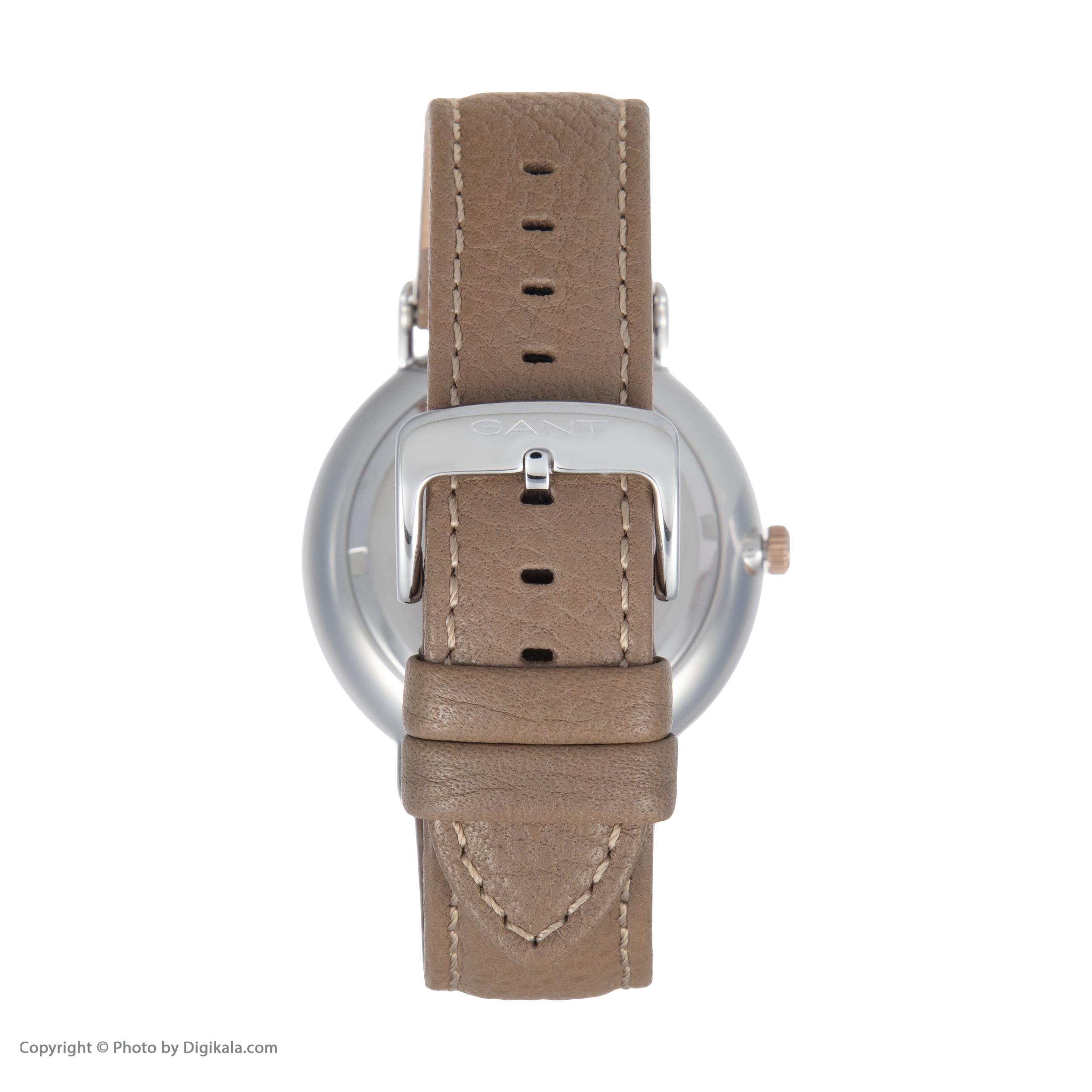 ساعت مچی عقربه ای مردانه گنت مدل GWW036009 -  - 4
