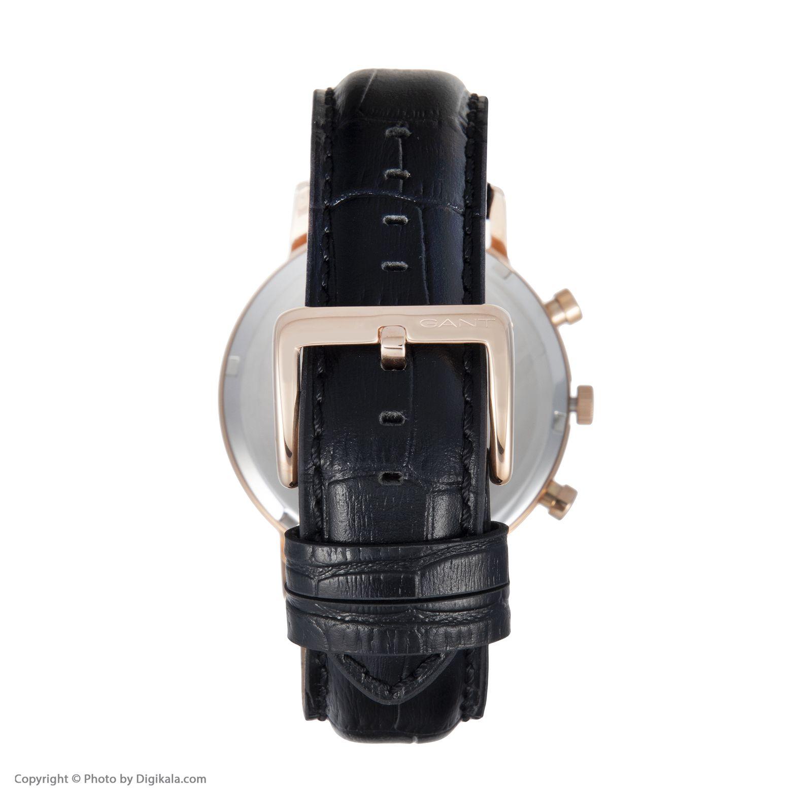 ساعت مچی عقربه ای مردانه گنت مدل GWW11211 -  - 4