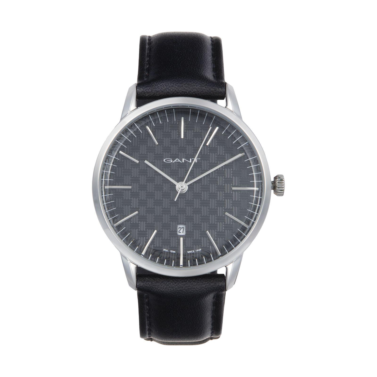 ساعت مچی عقربه ای مردانه گنت مدل GWW077001 -  - 2