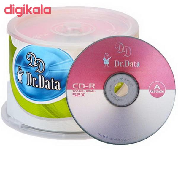 سی دی خام دکتر دیتا کد 11191 بسته 2 عددی main 1 1
