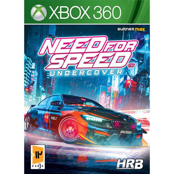 بازی Need for Speed Undercover مخصوص xbox 360