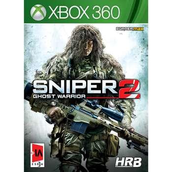 بازی Sniper Ghost Warrior 2 مخصوص xbox 360
