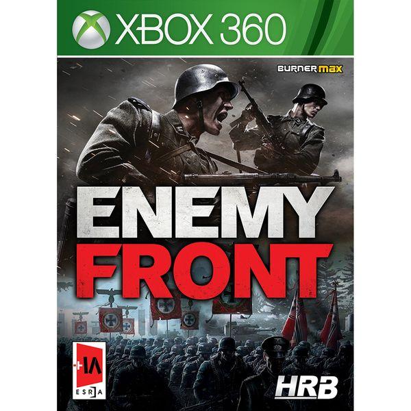 بازی Enemy Front مخصوص xbox 360