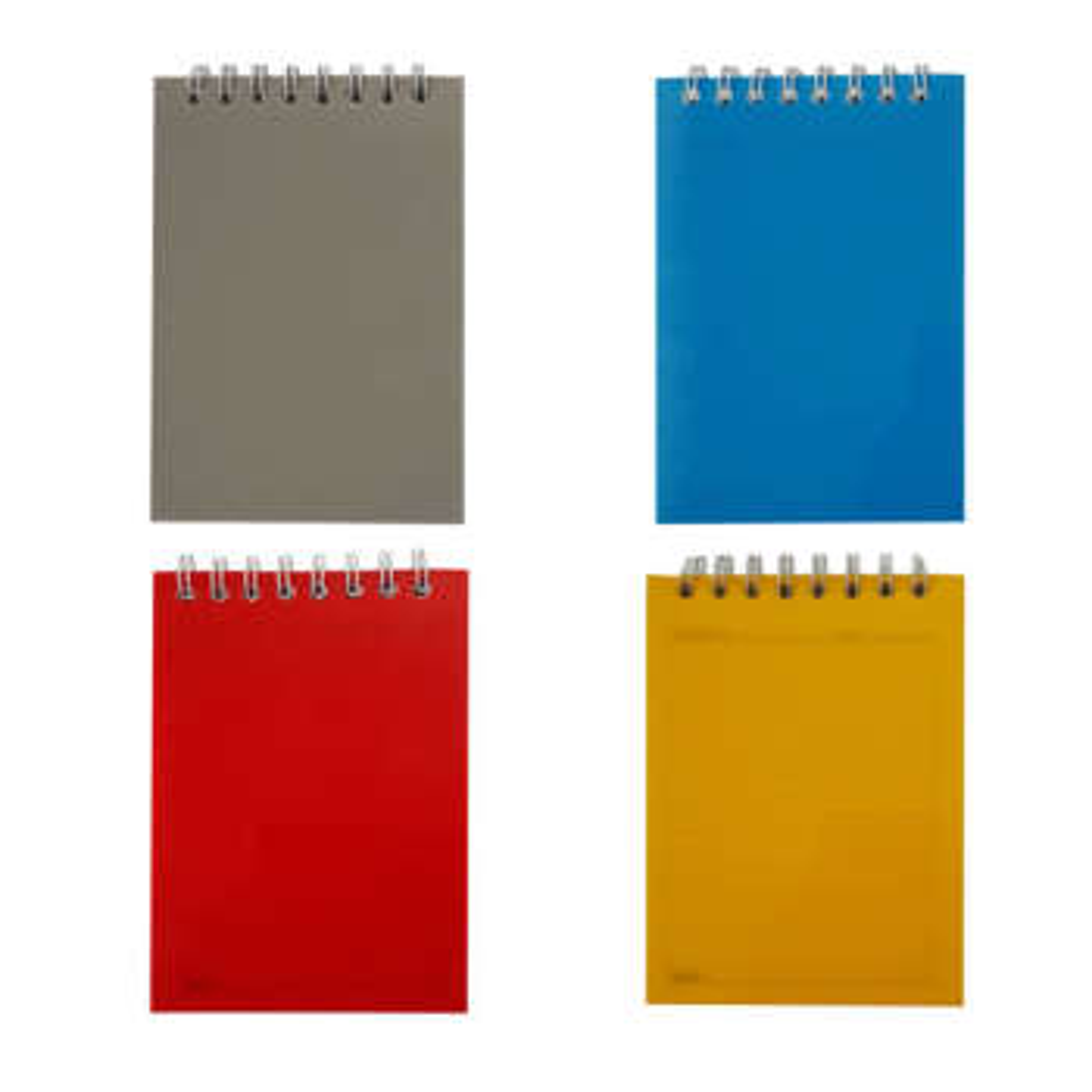 دفترچه یادداشت 60 برگ کد N400 بسته 4 عددی