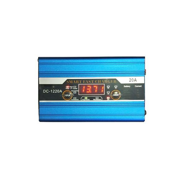 شارژر باتری خودرو مدل DC-0012