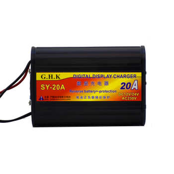 شارژر باتری خودرو جی اچ کا مدل SY-20