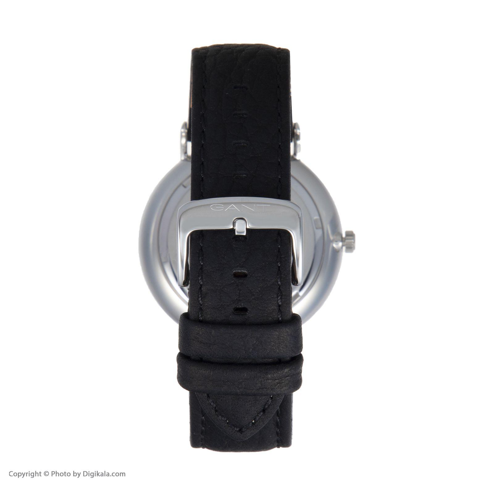 ساعت مچی عقربه ای مردانه گنت مدل GWW036001 -  - 4