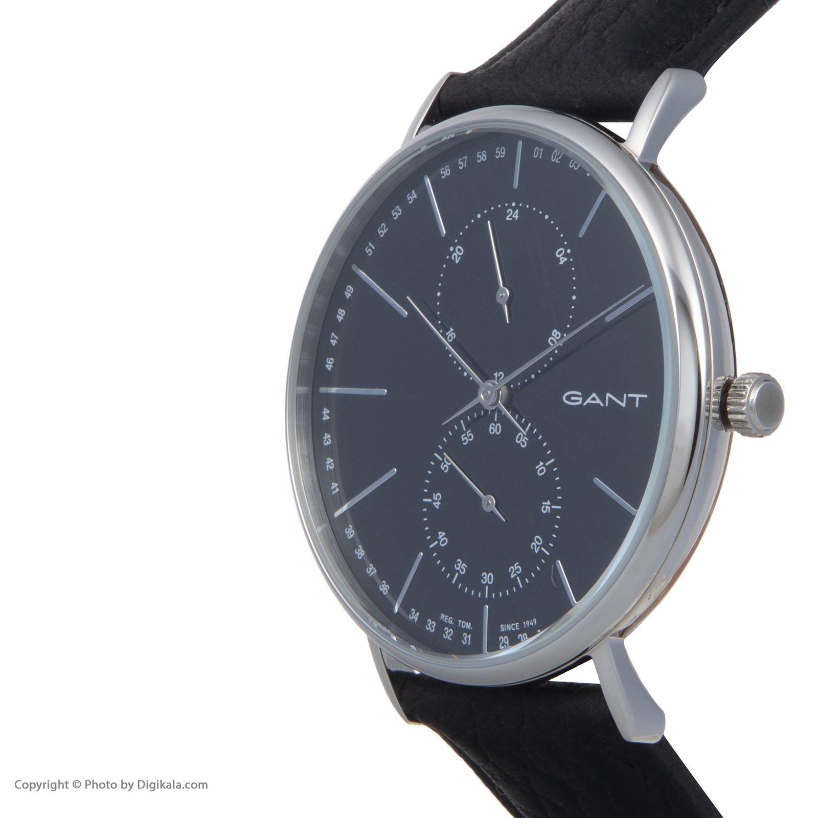 ساعت مچی عقربه ای مردانه گنت مدل GWW036001 -  - 5