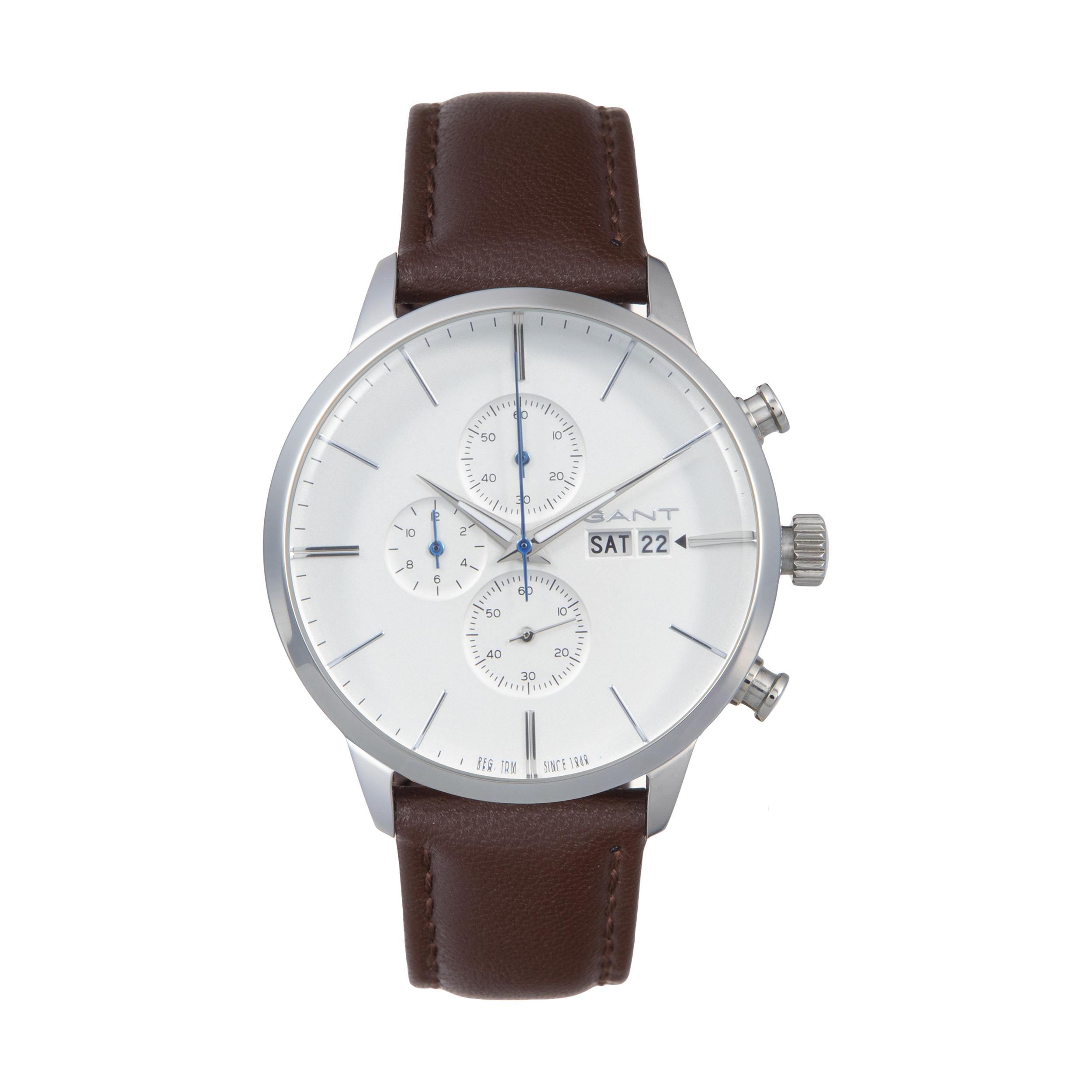 ساعت مچی عقربه ای مردانه گنت مدل GWW063003 -  - 2
