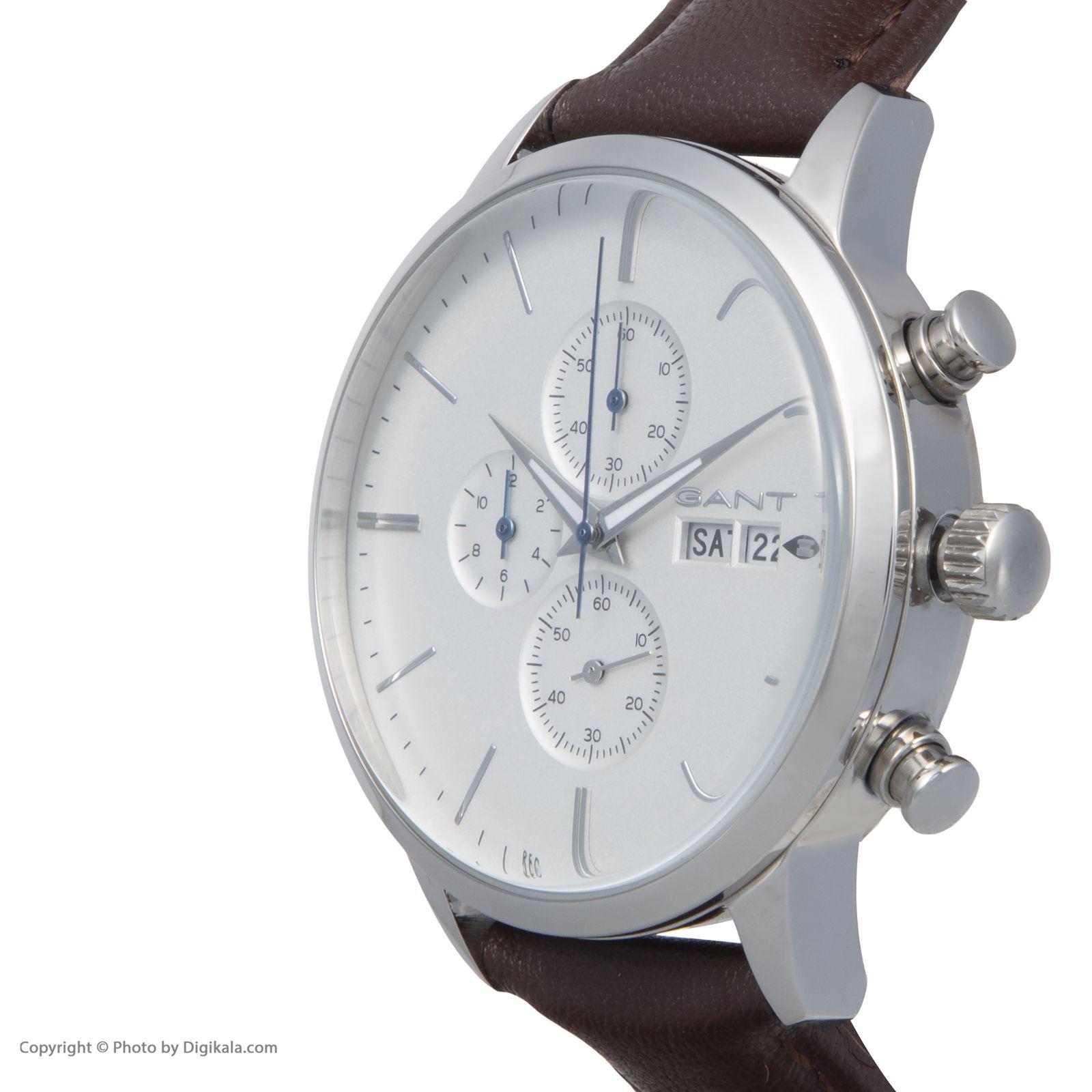 ساعت مچی عقربه ای مردانه گنت مدل GWW063003 -  - 5