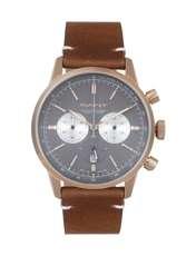 ساعت مچی عقربه ای مردانه گنت مدل GWW064005 -  - 1
