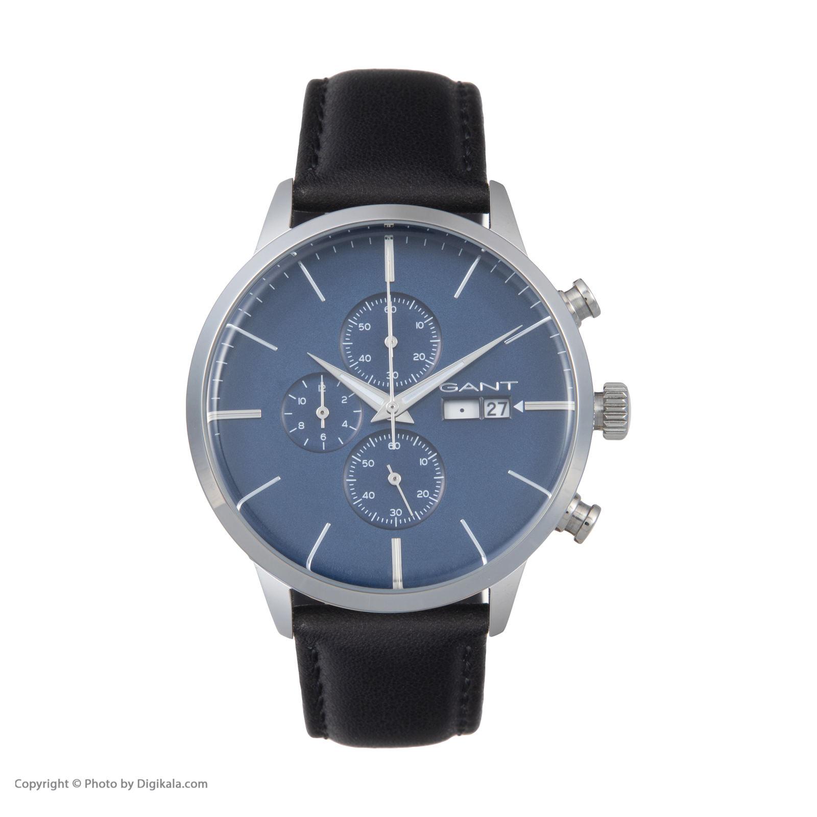 ساعت مچی عقربه ای مردانه گنت مدل GWW063001 -  - 3