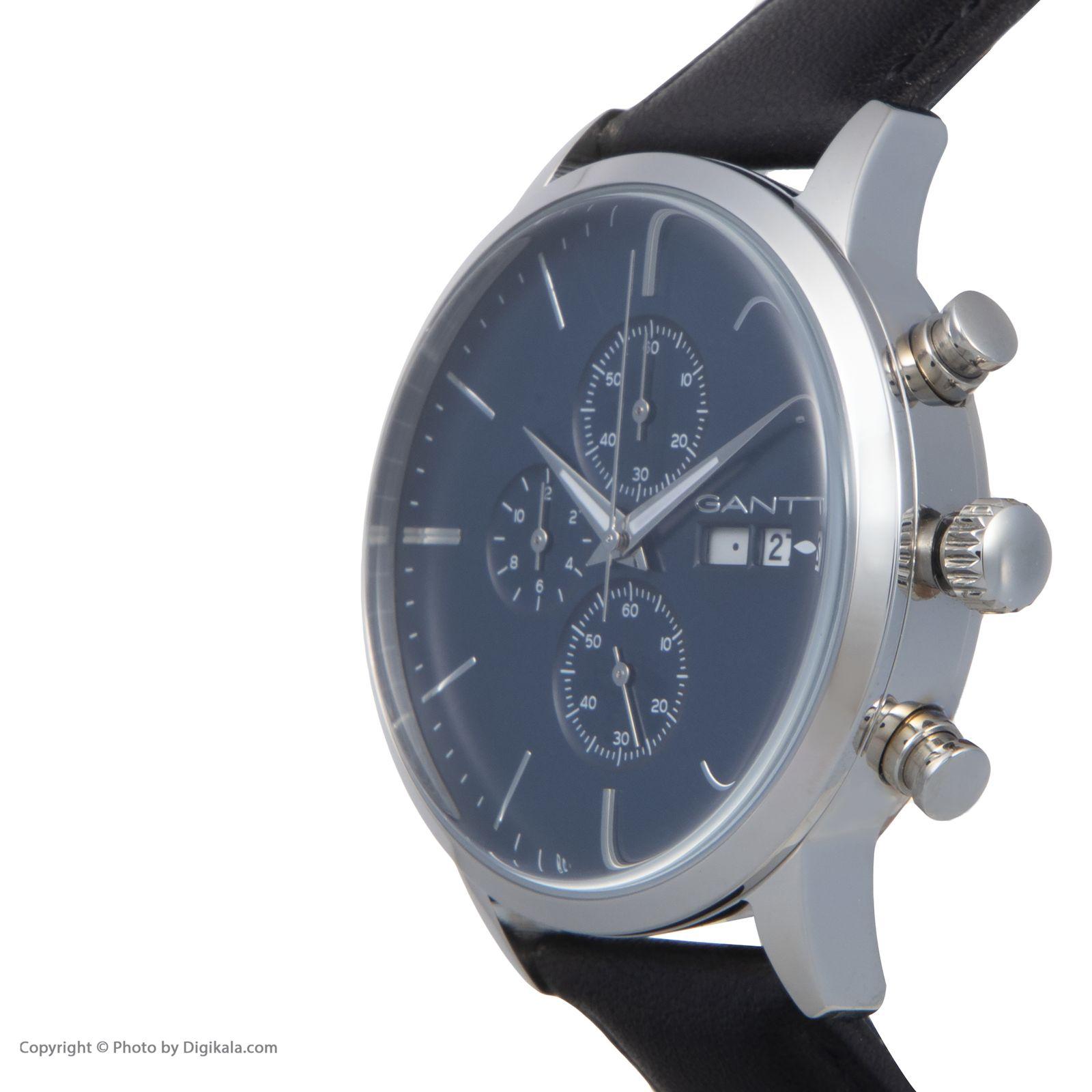 ساعت مچی عقربه ای مردانه گنت مدل GWW063001 -  - 5