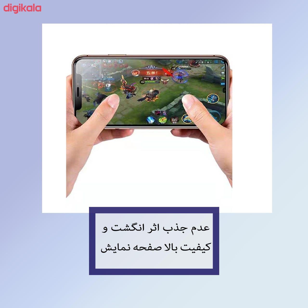 محافظ صفحه نمایش مدل R_CRG مناسب برای گوشی موبایل سامسونگ Galaxy A50 main 1 4