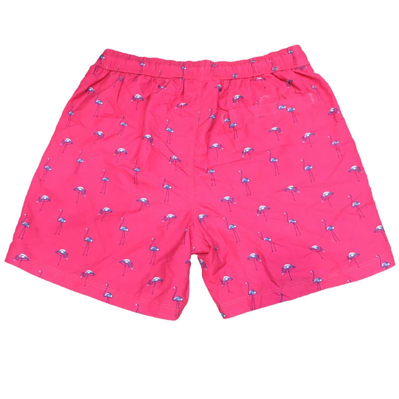 مایو مردانه طرح flamingo کد b 22
