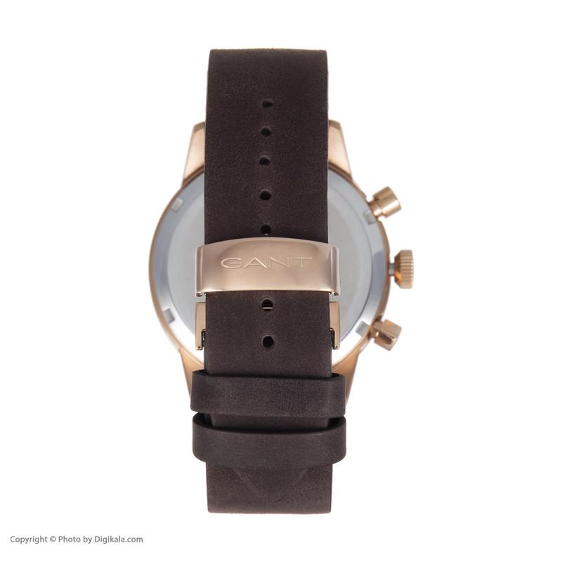 ساعت مچی عقربه ای مردانه گنت مدل GWW064003