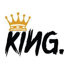 برچسب بدنه خودرو طرح King کد 09