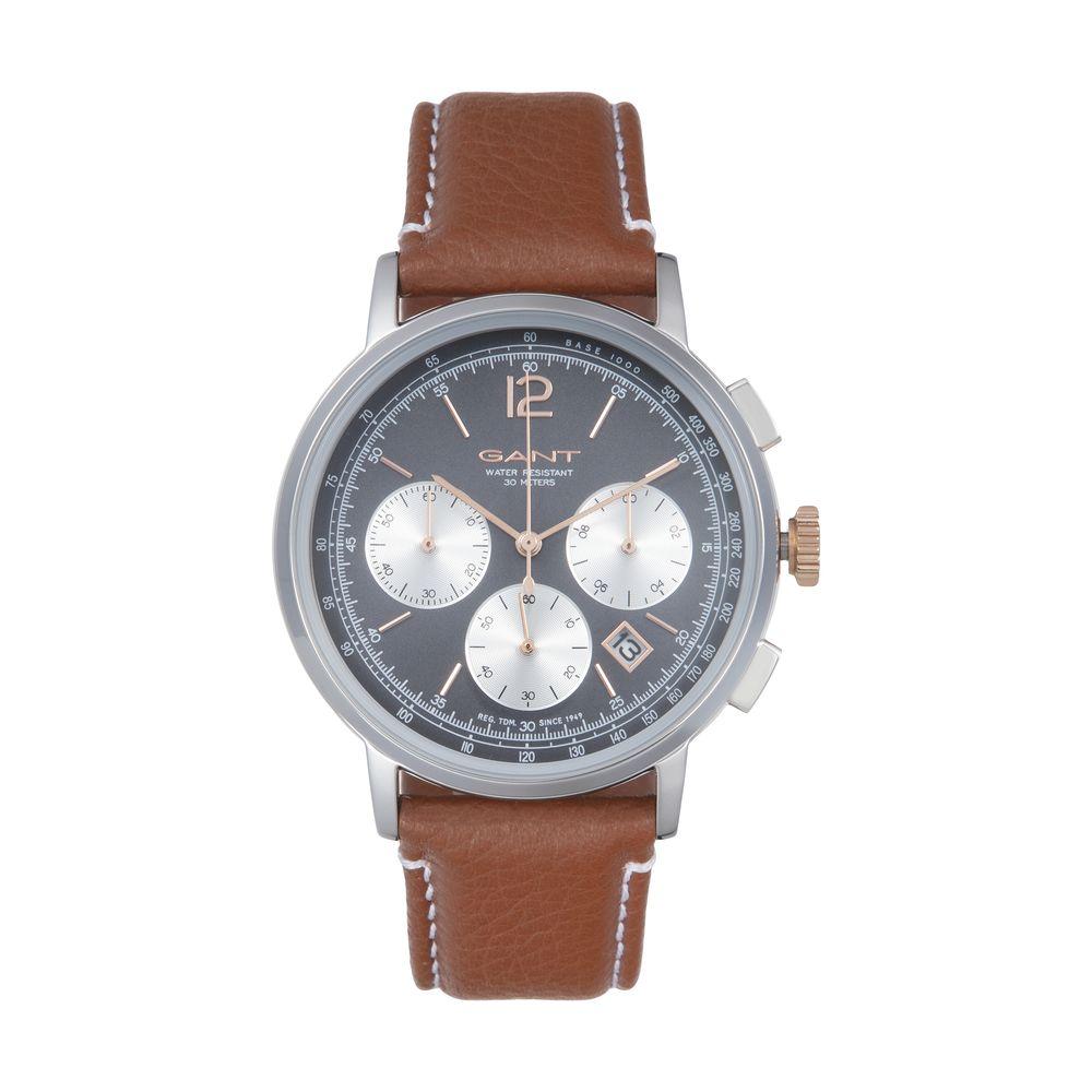 ساعت مچی عقربه ای مردانه گنت مدل GWW079006