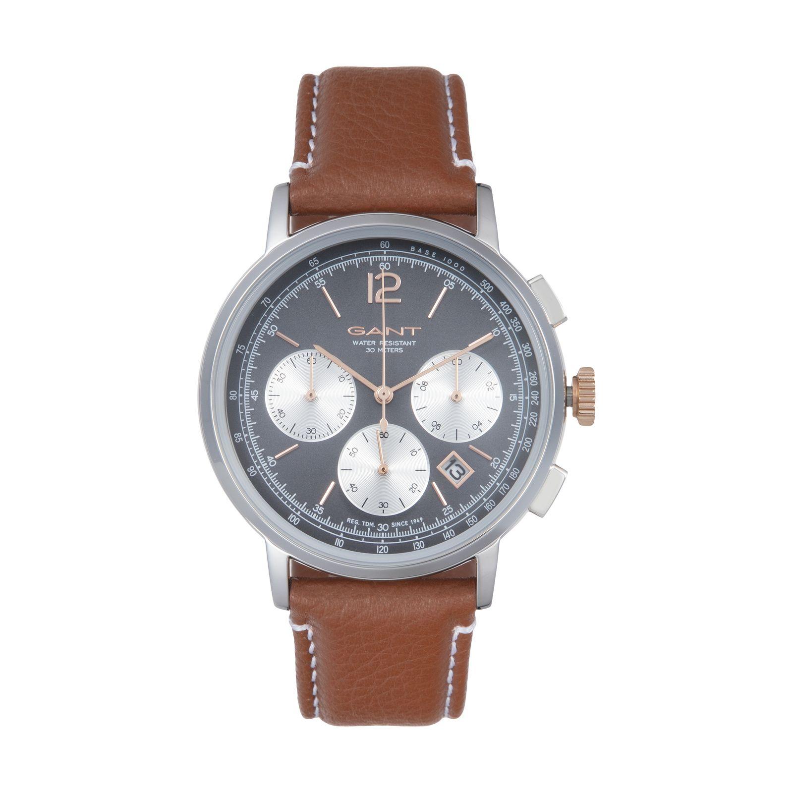 ساعت مچی عقربه ای مردانه گنت مدل GWW079006 -  - 2