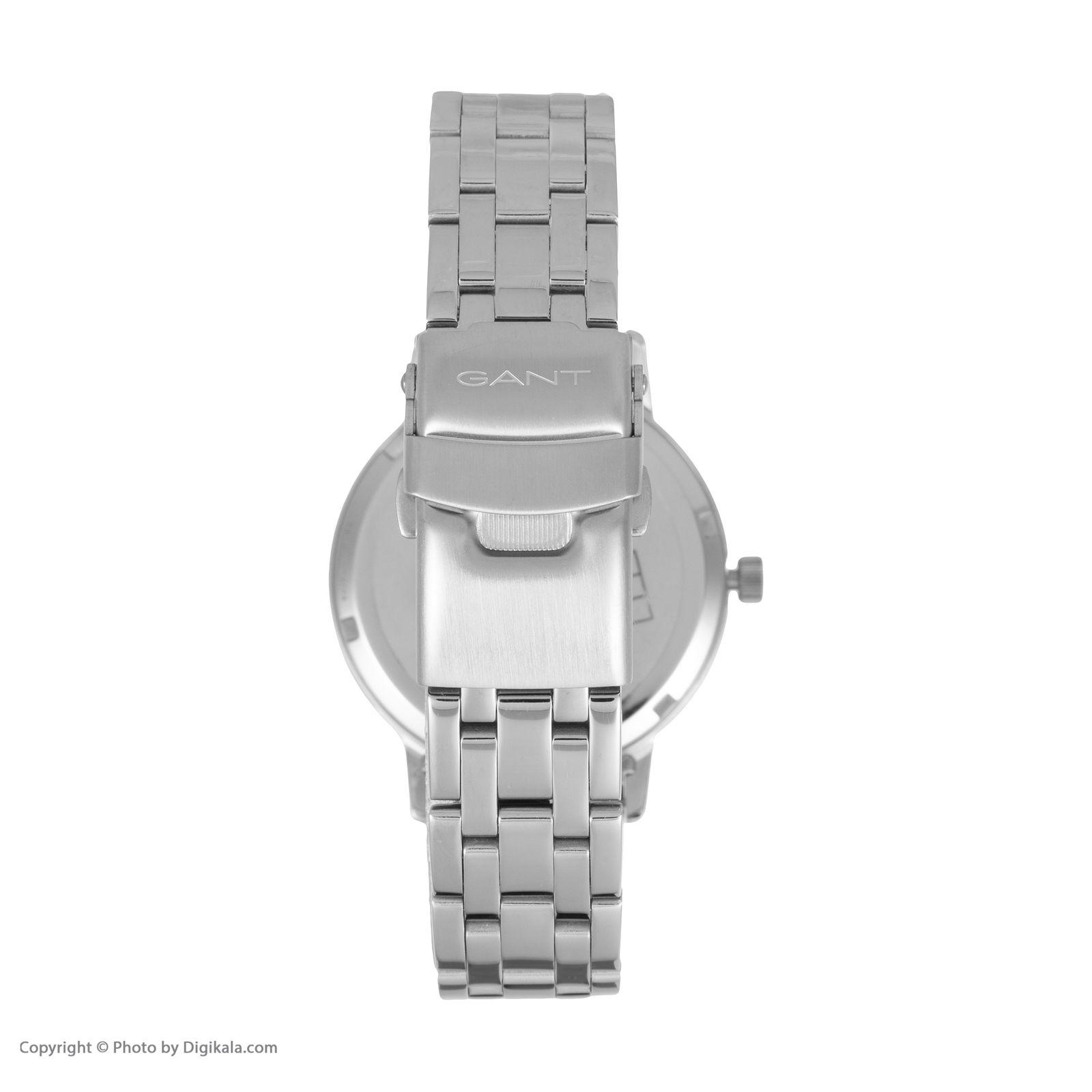 ساعت مچی عقربه ای مردانه گنت مدل GWW10922 -  - 5