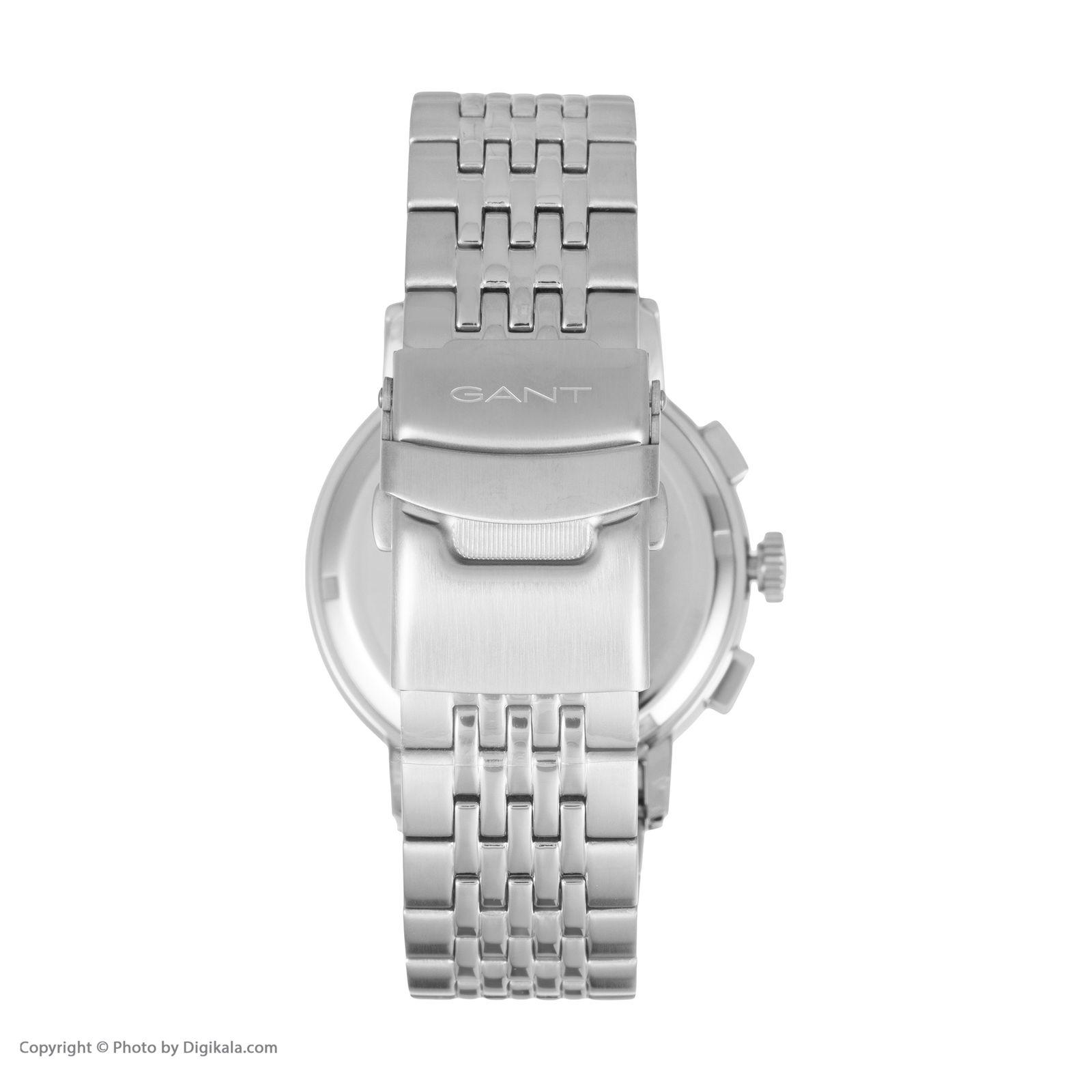 ساعت مچی عقربه ای مردانه گنت مدل GWW079004 -  - 5