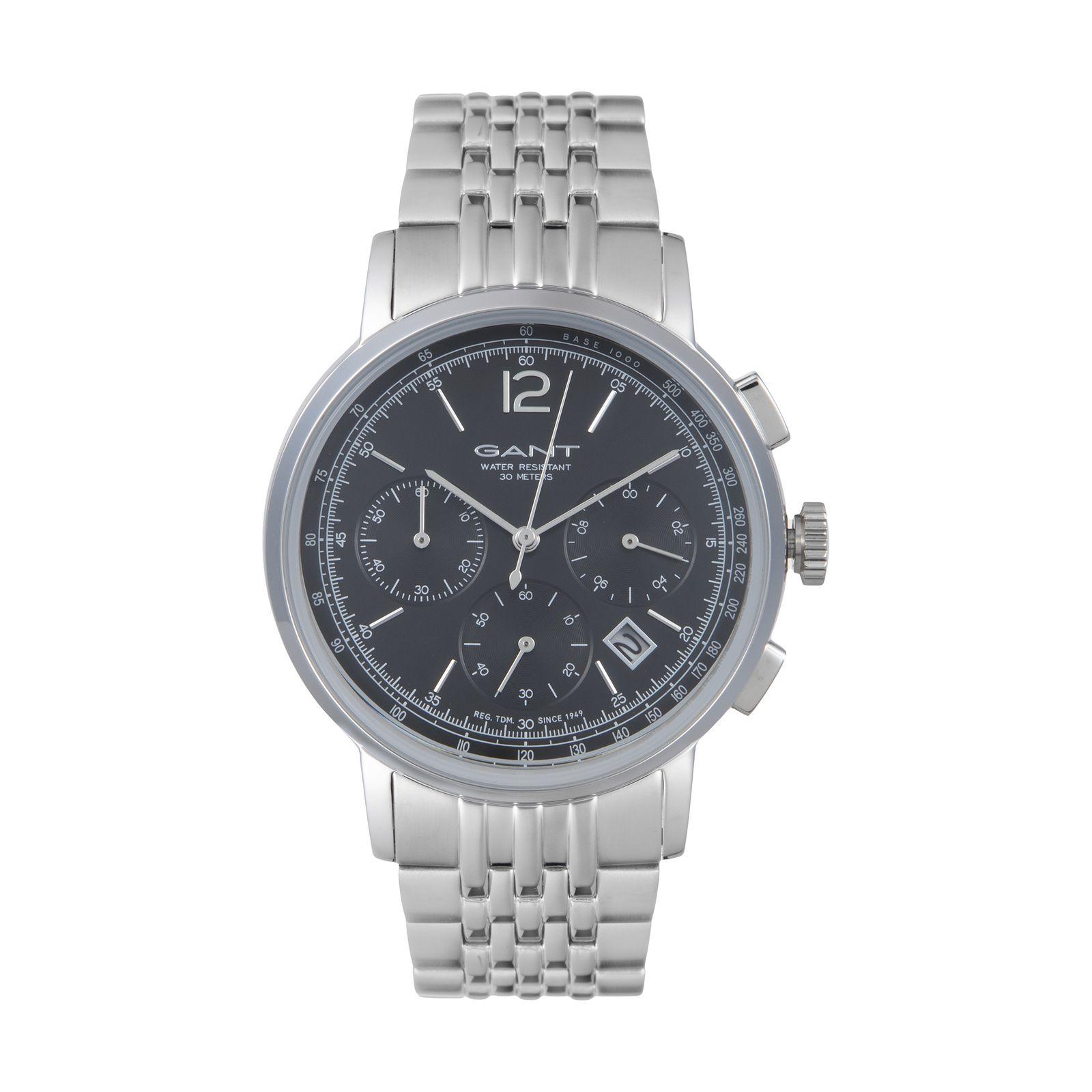 ساعت مچی عقربه ای مردانه گنت مدل GWW079004 -  - 2