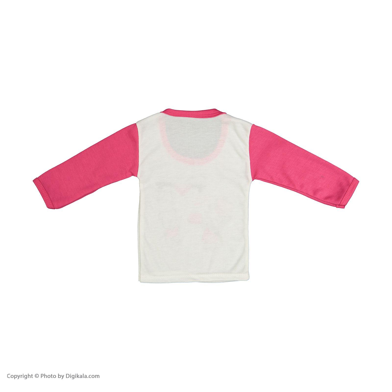 ست 5 تکه لباس نوزادی کد 17 -  - 11