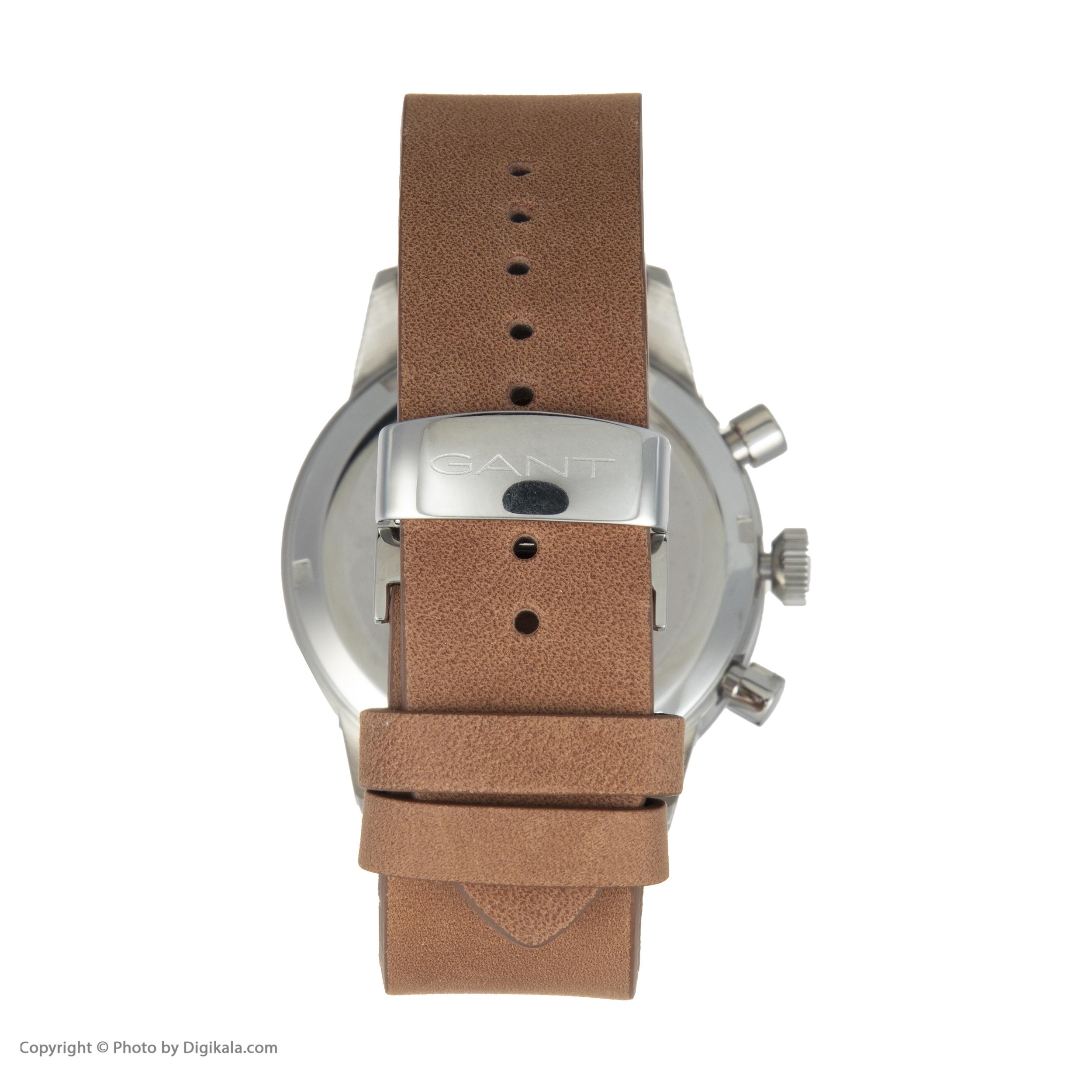 ساعت مچی عقربه ای مردانه گنت مدل GWW064001 -  - 6