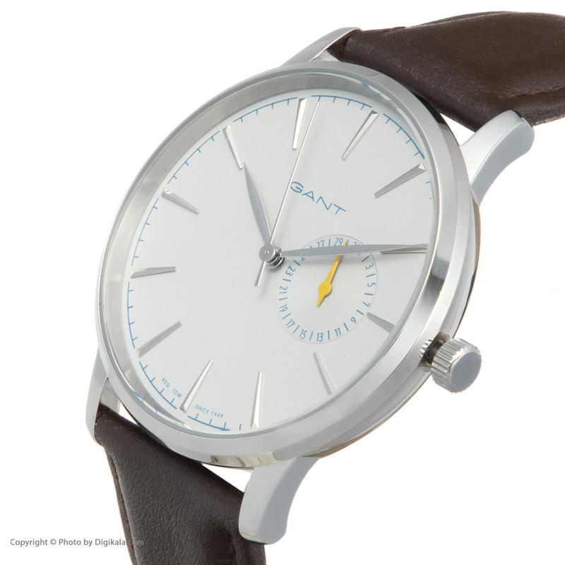 ساعت مچی عقربه ای مردانه گنت مدل GWW048006