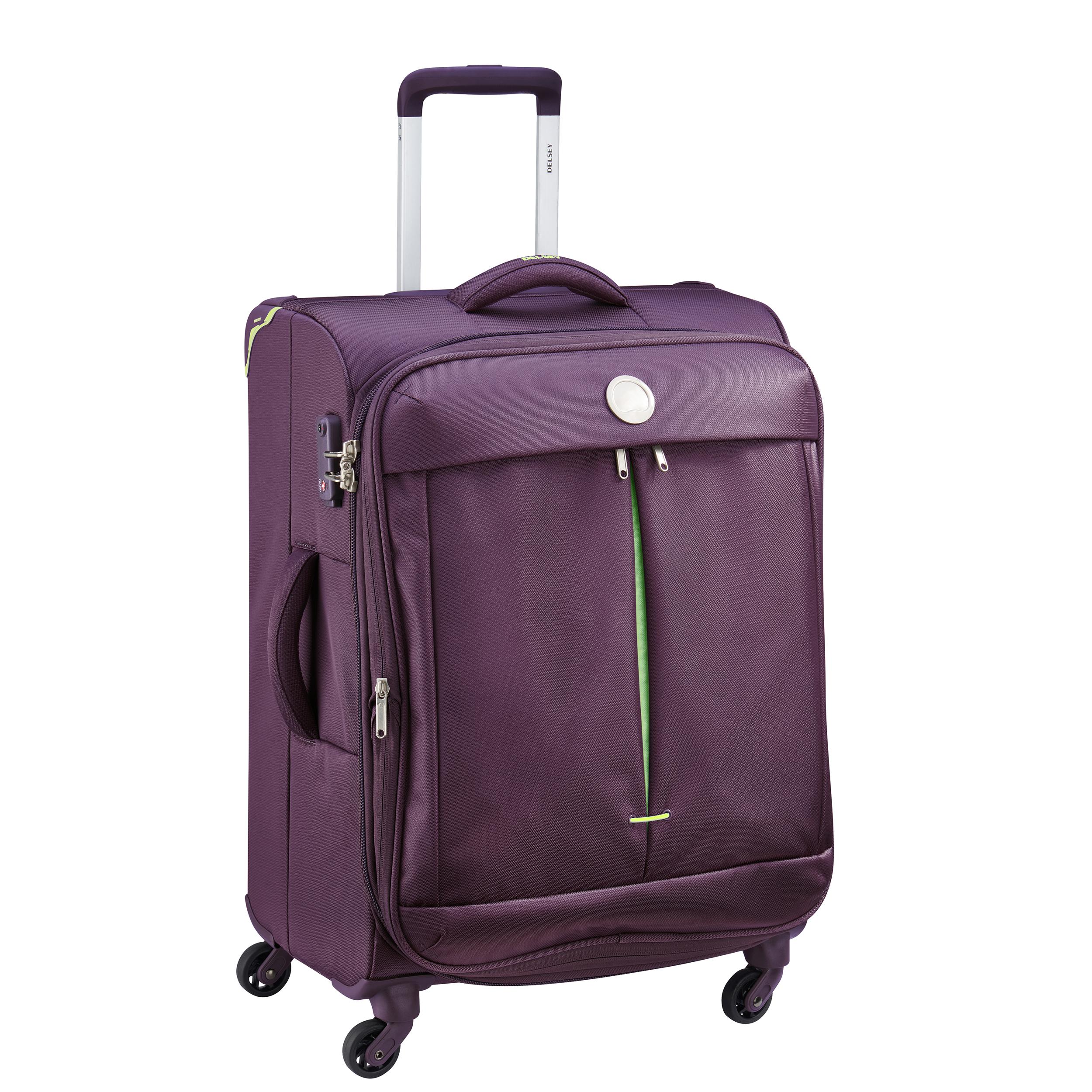 چمدان دلسی مدل FLIGHT LITE کد 233810 سایز متوسط