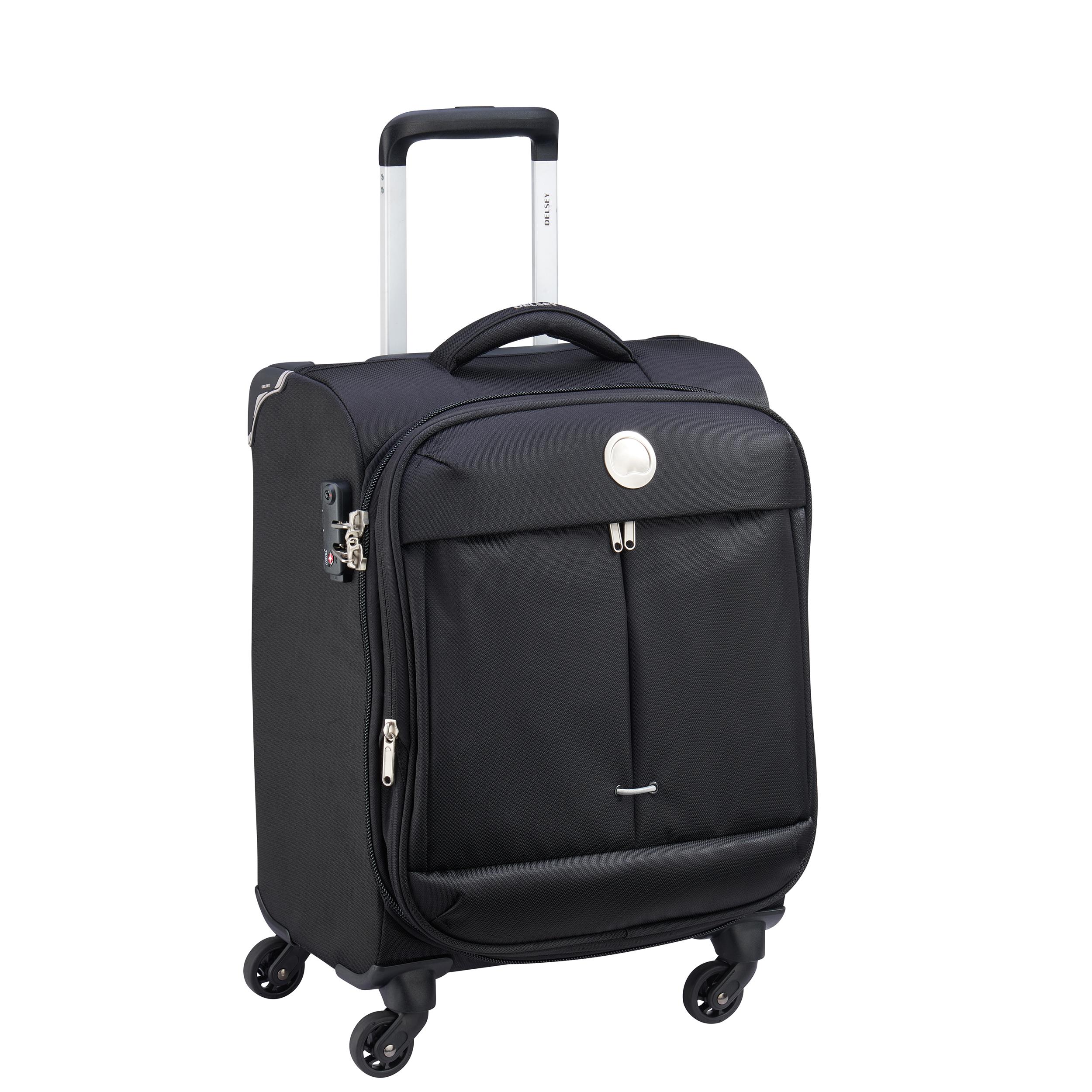 چمدان دلسی مدل FLIGHT LITE کد 233801 سایز کوچک