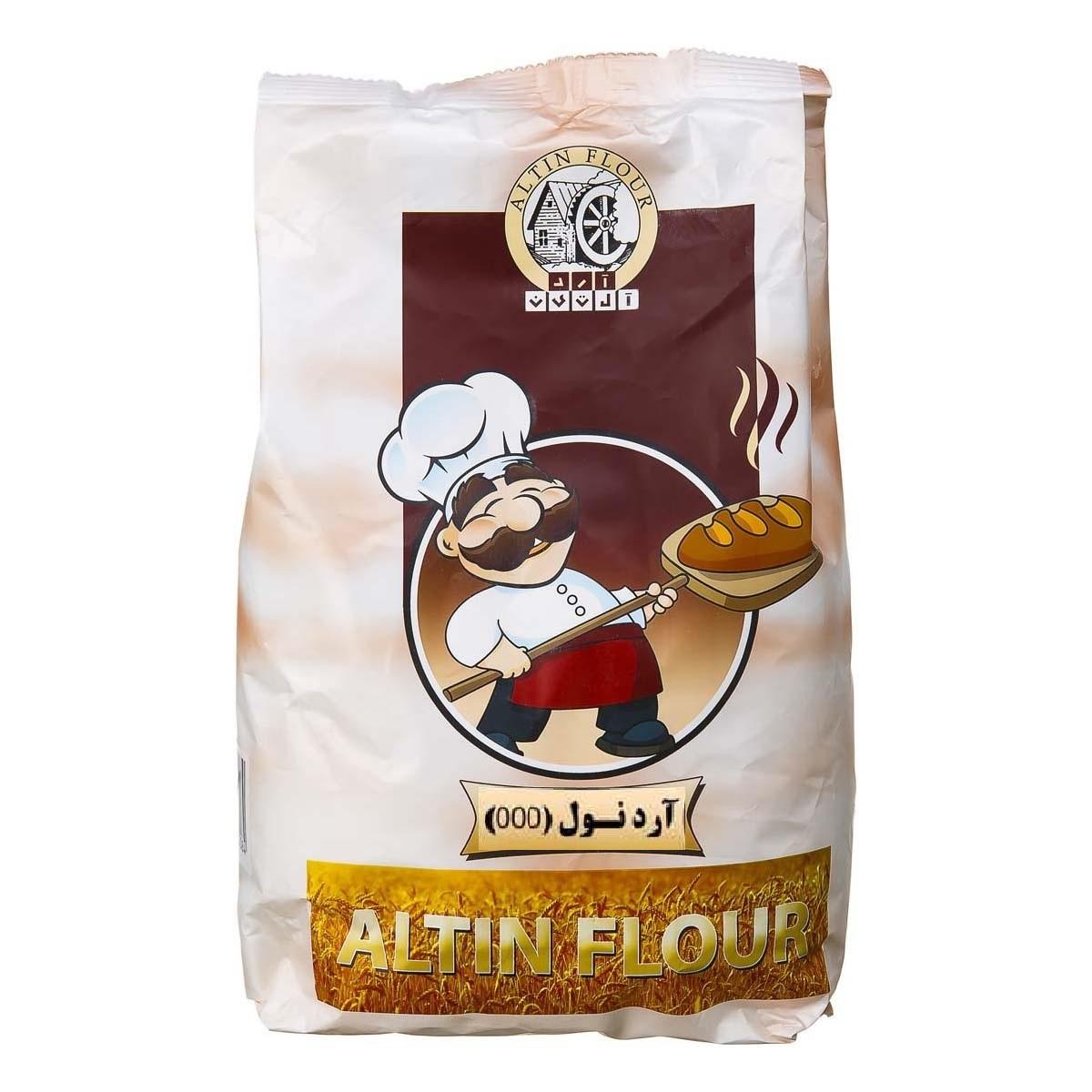آرد گندم نول آلتین- 900 گرم