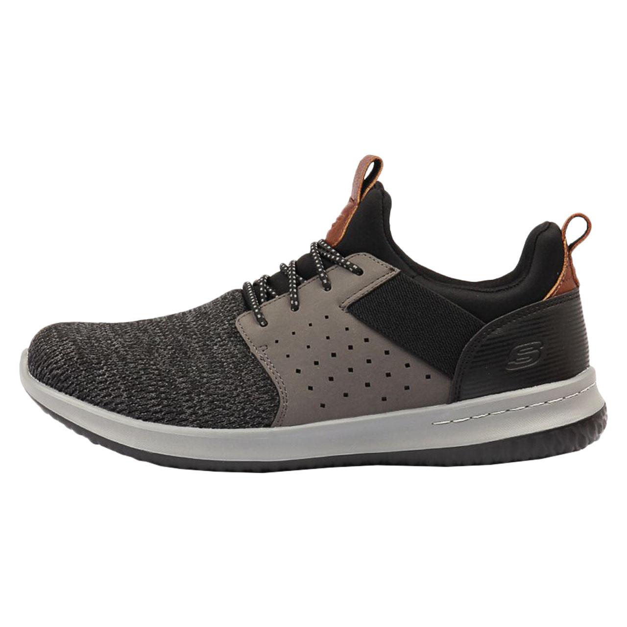 فروش                     کفش مخصوص پیاده روی مردانه اسکچرز مدل 65474BKGY