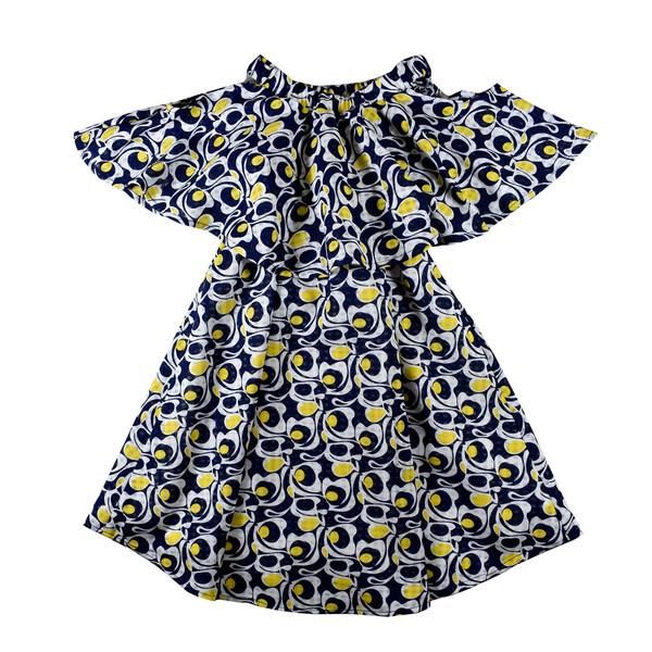 پیراهن دخترانه نیروان کد 1049 -6