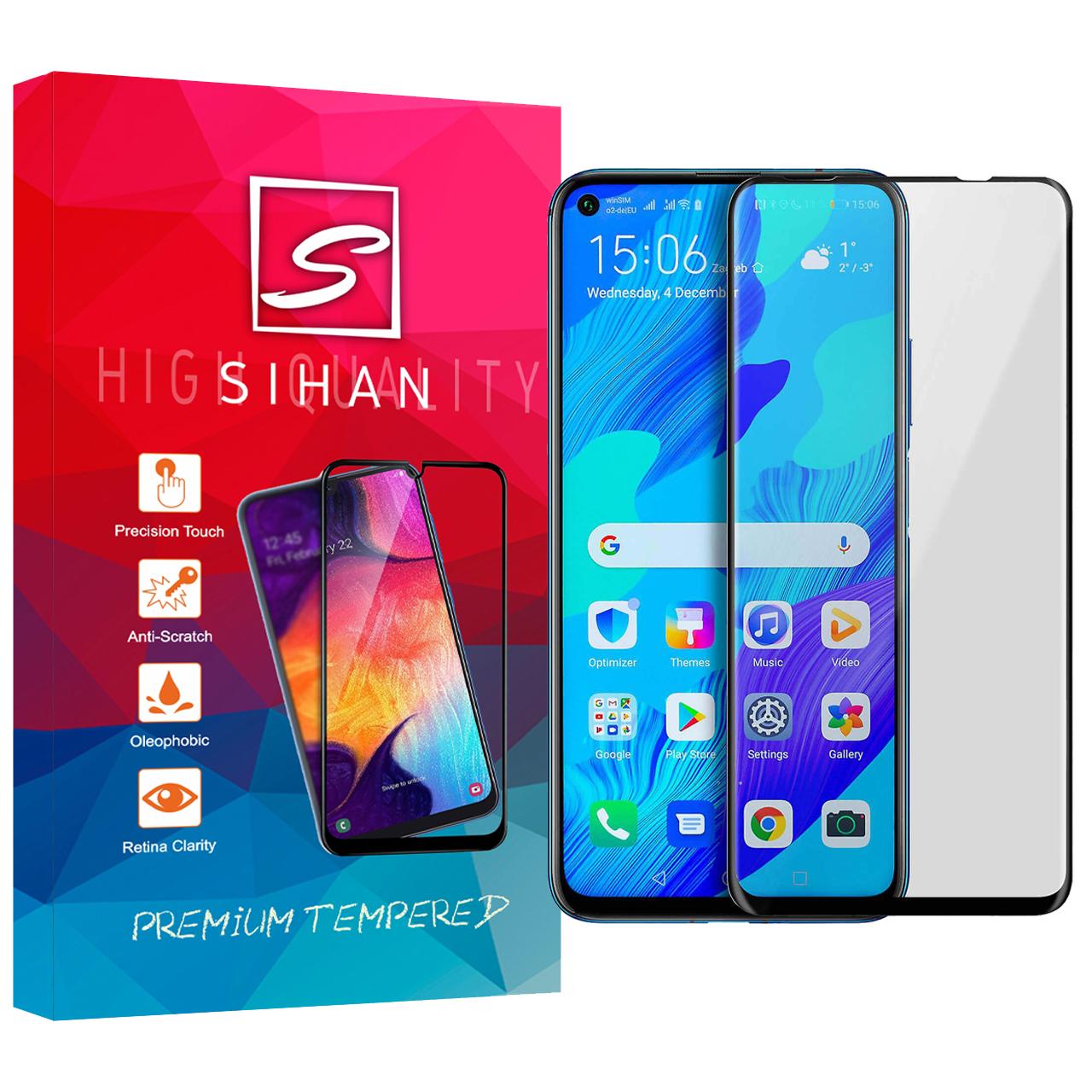 محافظ صفحه نمایش سیحان مدل FG مناسب برای گوشی موبایل هوآوی Y7P