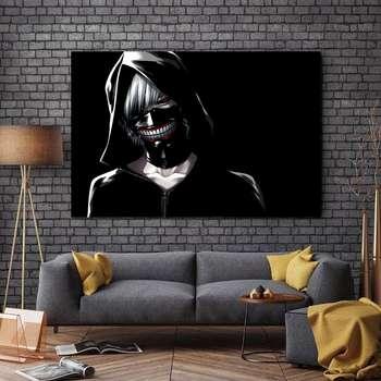 تابلو شاسی طرح انیمه مدل Tokyo Ghoul کد 830