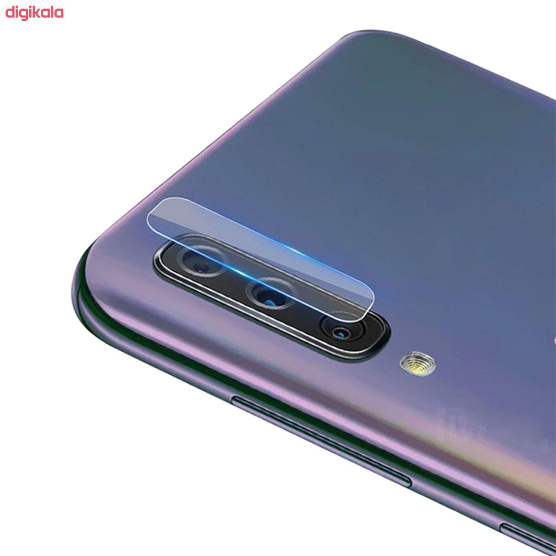 محافظ لنز دوربین مدل CM_88 مناسب برای گوشی موبایل سامسونگ Galaxy A50 main 1 2