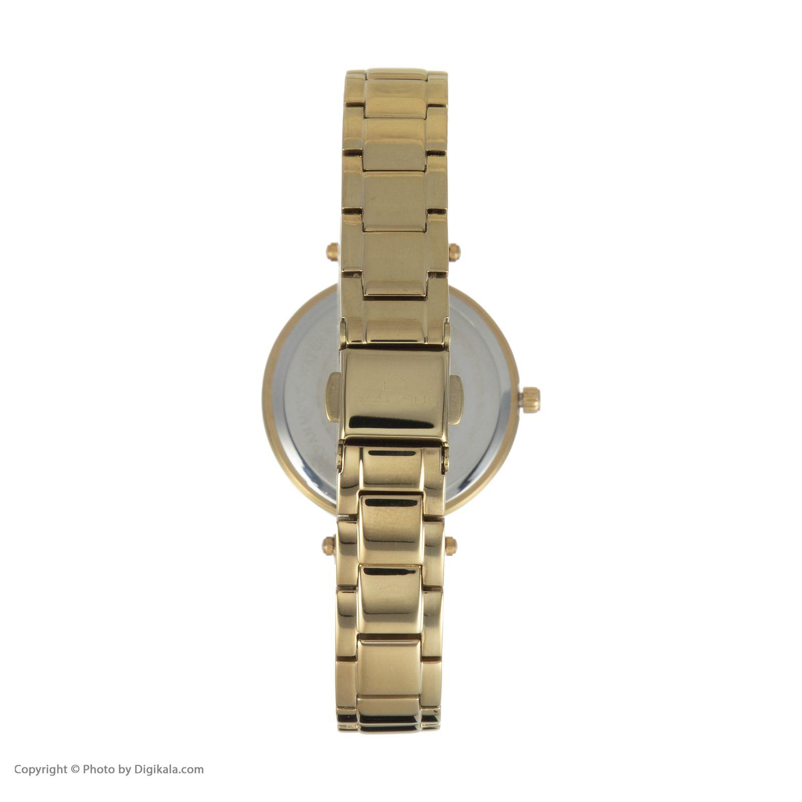 ساعت مچی عقربه ای زنانه آکوآ تایم مدل 30205-02