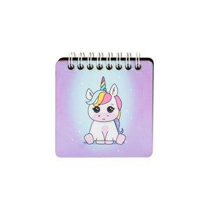 دفترچه یادداشت مدل تک شاخ 01