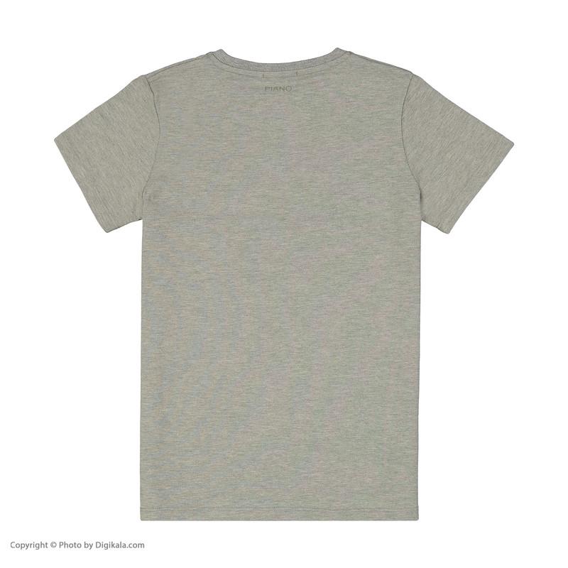 تی شرت پسرانه پیانو مدل 1502-93
