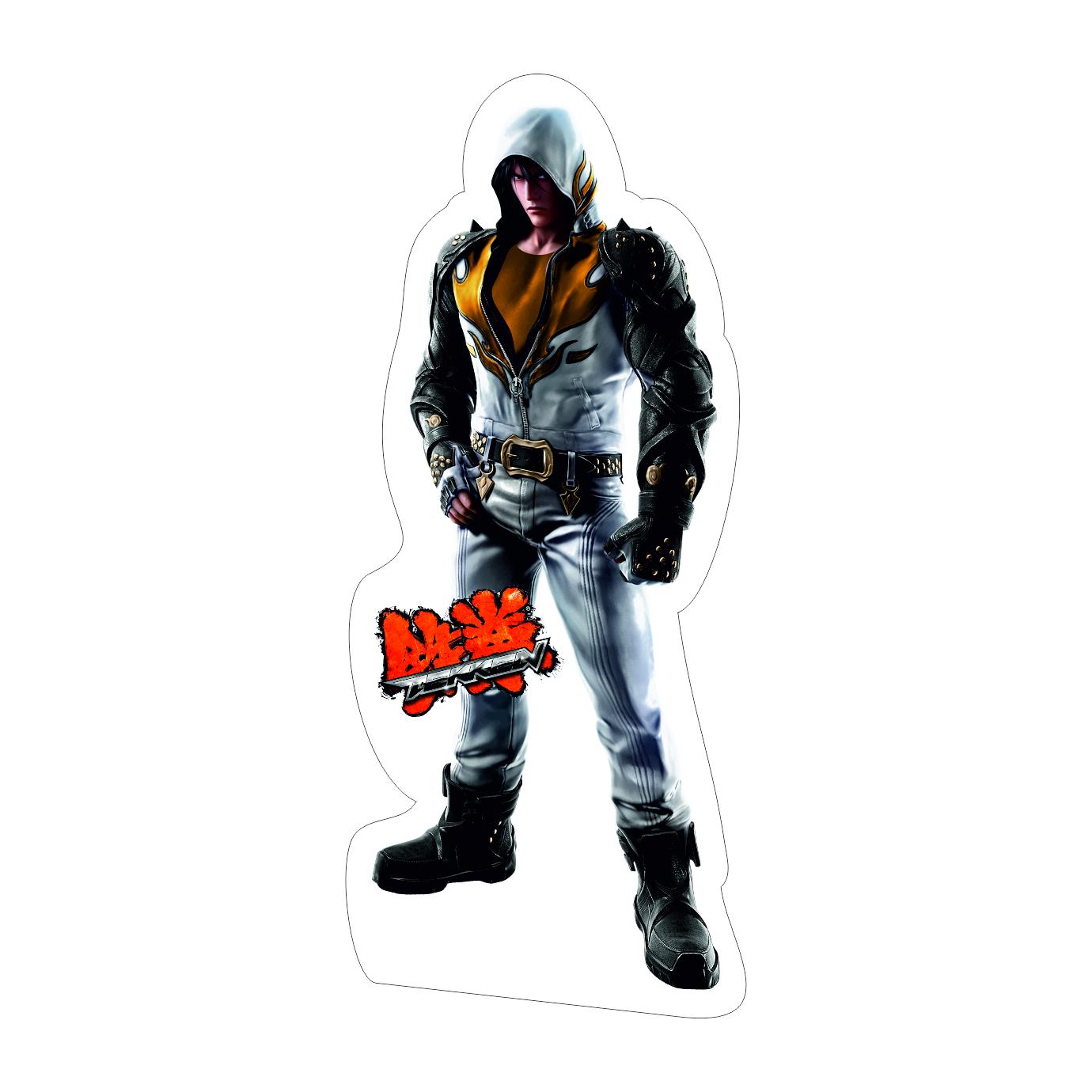 استند طرح Tekken مدل جین کازاما 01