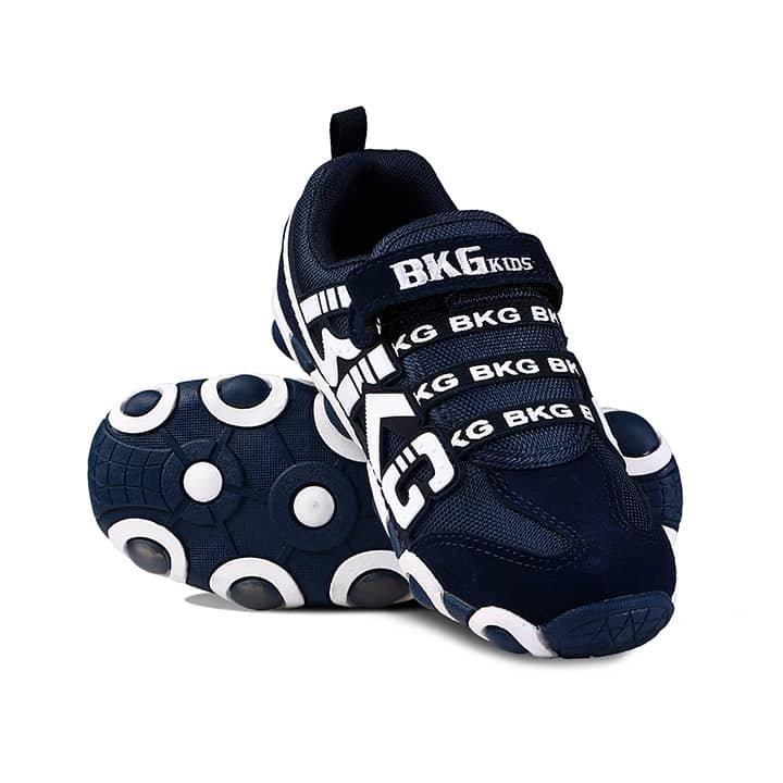 کفش راحتی چراغدار بچگانه مدل BKG1541