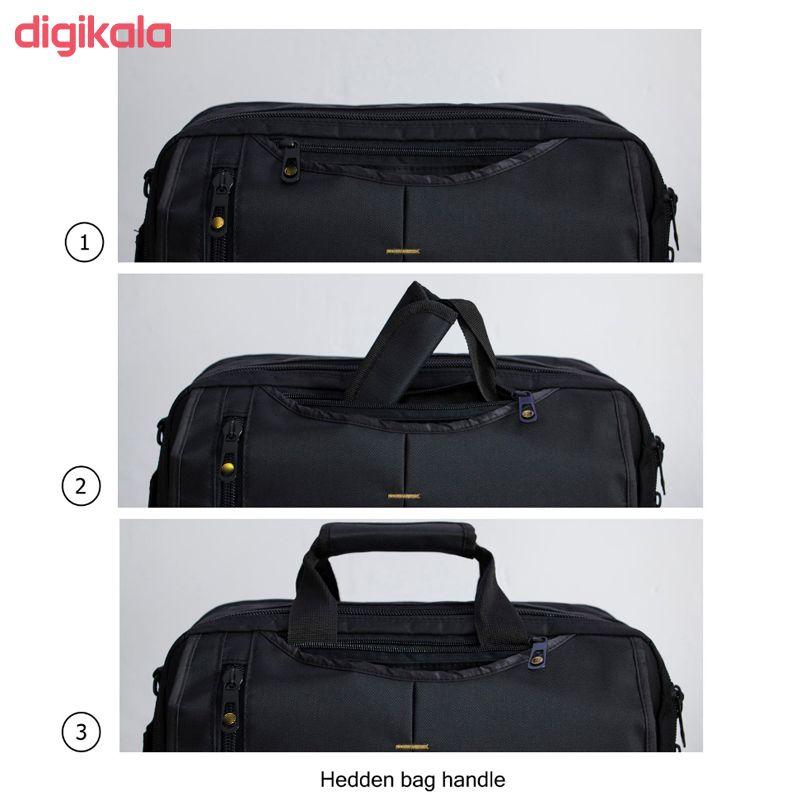 کیف لپ تاپ مدل MG-02 مناسب برای لپ تاپ تا 15.6 اینچ main 1 5
